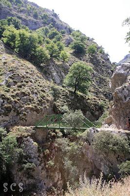 Puente Bolín (Ruta del Cares desde Caín,  León) by Susana Cabeza