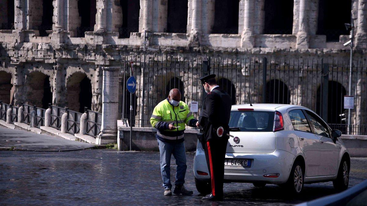 Coronavirus: Italia mantiene el descenso de la cantidad de positivos