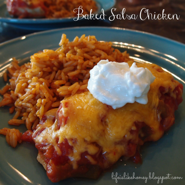 Very similar to my Baked Chicken Parmesan , it's easy to make. Here is ...