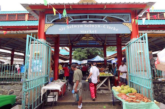 Sir Selwyn Selwyn-Clarke Market (C) JUREBU