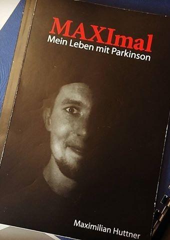 Buch: MAXImal von Max Huttner
