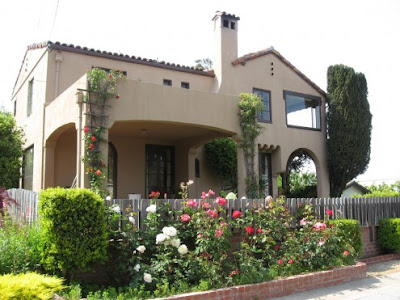 Home with spanish style 03