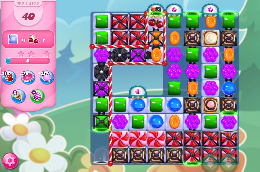 Candy Crush Saga level 8873