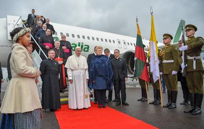 Vatikano ožys ir lietuviškos avys