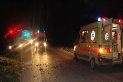 ΕΓΝΑΤΙΑ ΟΔΟΣ- Εκτροπή οχήματος ευτυχώς χωρίς σοβαρούς τραυματισμούς