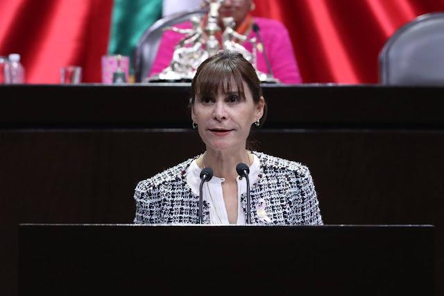 Promueve Maribel Martínez reforma para incorporar la perspectiva de género en los planes de estudios y libros de texto