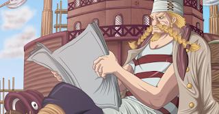 7 Fakta Zeff One Piece