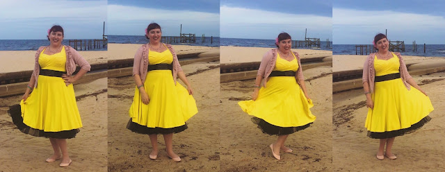 "Bridget Eileen's Plus Size Pin Up Style Blog: ""Vintage Bridge - Retro Style on a Bohemian Budget"""
