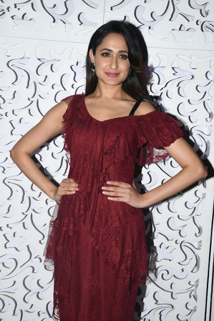 Actress Pragya Jaiswal at Nakshatram Audio Launch  Photos