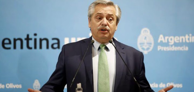 Alberto Fernández anunció que se suspendió la repatriación de argentinos
