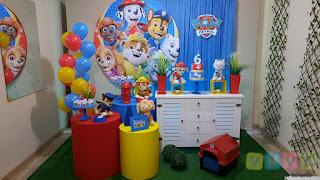 Decoração festa infantil Porto Alegre