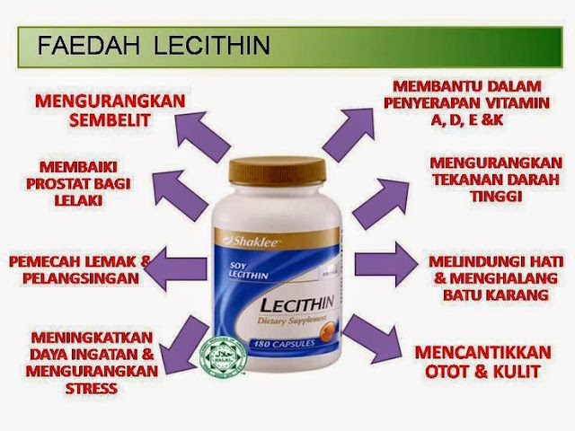 Image result for khasiat lecithin shaklee