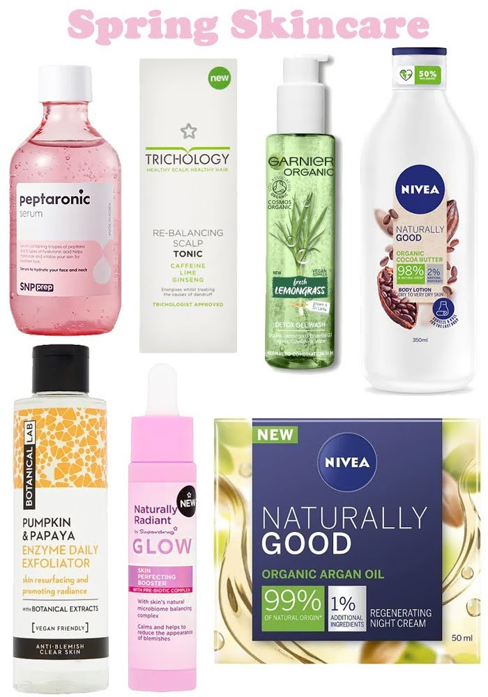 7 Spring Skincare Must Haves
