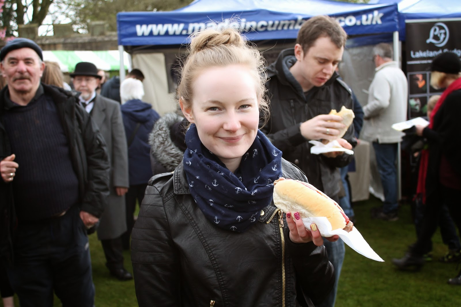 The Yorkshire Hot Dog Co. - Food Stall Review - Bishop Auckland Food Festival