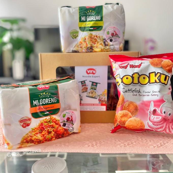 Cenderahati daripada Vits Noodle Malaysia, dulu, kini dan selamanya