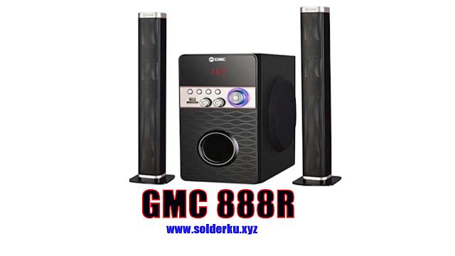 speaker aktif GMC terbaik