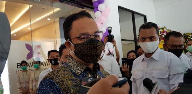 Anies Baswedan: Jakarta Hadapi Masalah Besar Jika...
