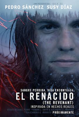 """""""Pedro Sánchez"""",""""The Revenant"""",""""El Renacido"""",""""política"""",""""presidente"""",""""pactos"""",""""Cine"""""""