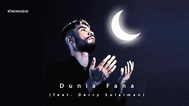 Lirik lagu Ecko Show Dunia Fana feat Derry Sulaiman
