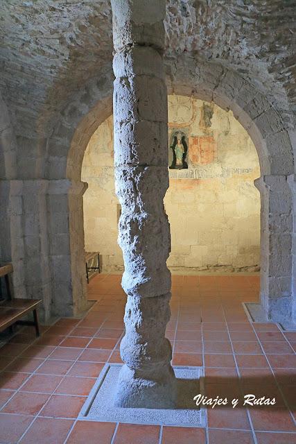 Árbol de la vida de Santa María de Wamba