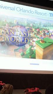 Universal's Fantastic World Leaked Concept Art