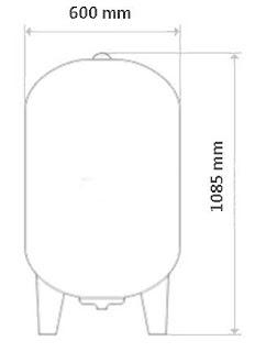 Drawing Aquasystem VAV 200