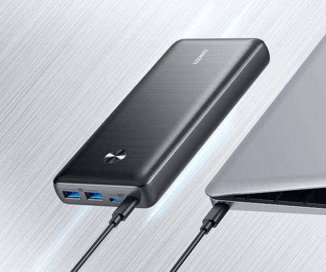 Laptop Şarj EdebilenTaşınabilir Şarj Cihazı Anker Powercore III Elite Türkiye'de