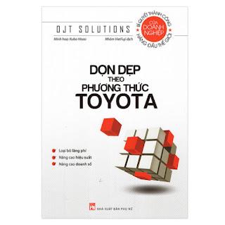 Dọn Dẹp Theo Phương Thức Toyota ebook PDF-EPUB-AWZ3-PRC-MOBI