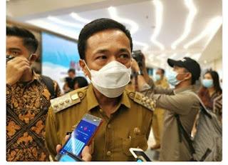 Pj Walikota Himbau Masyarakat Akan Kepatuhan Protkes,Makassar Bisa Keluar Dari Covid