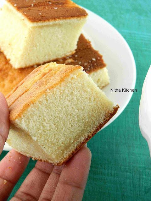 Vanilla Sponge Cake Recipe Australia
