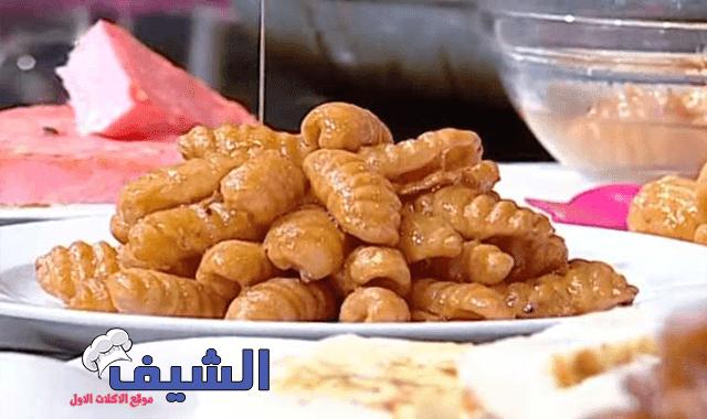 مقادير صوابع زينب الشيف قدري