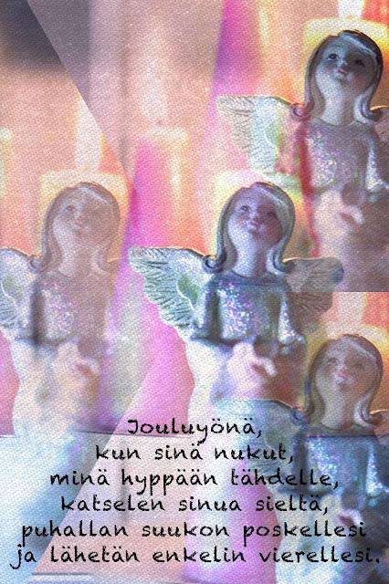 enkeli vierelle
