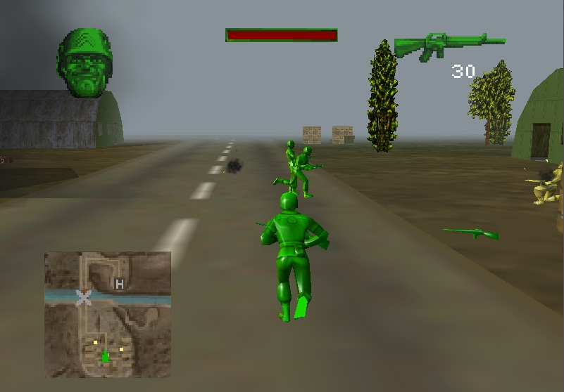 Army men rts. Download and play army men rts game games4win.
