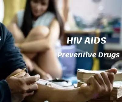HIV preventive drugs
