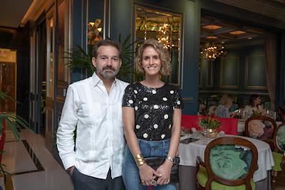 Carlos Tejera y Anet Barato