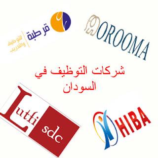 شركات التوظيف في السودان recruitment companies in sudan