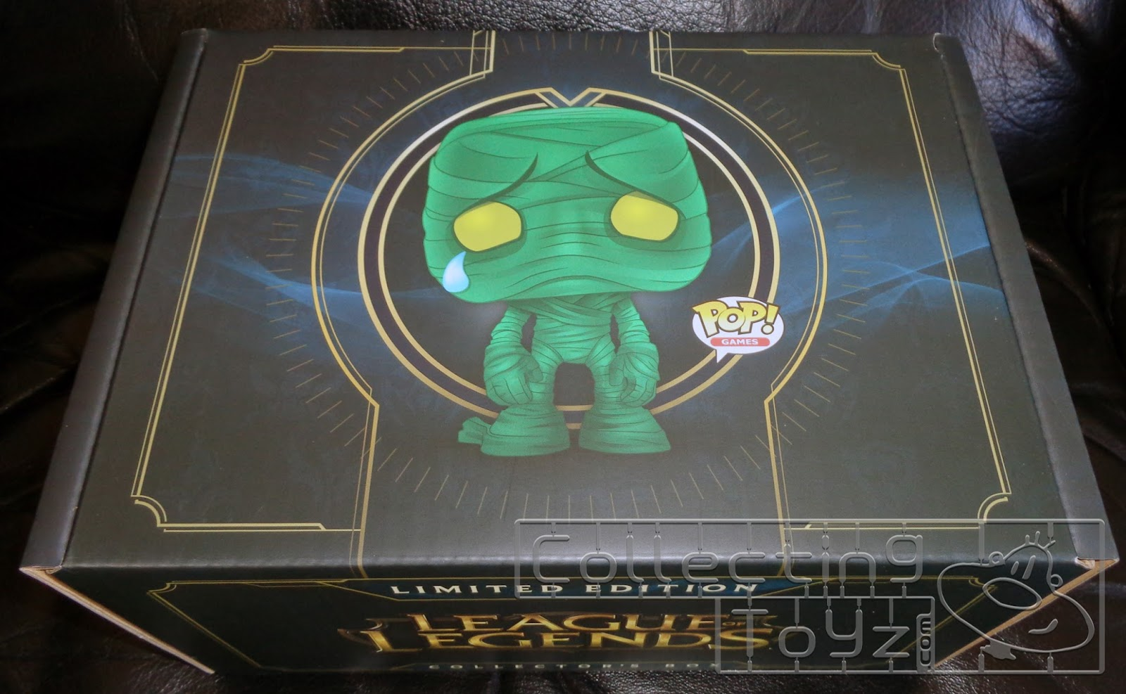 Collecting Toyz: League of Legends Limited Edition Collector\'s Box ...