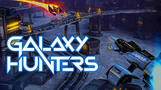 Game Offline Android Galaxy Hunters