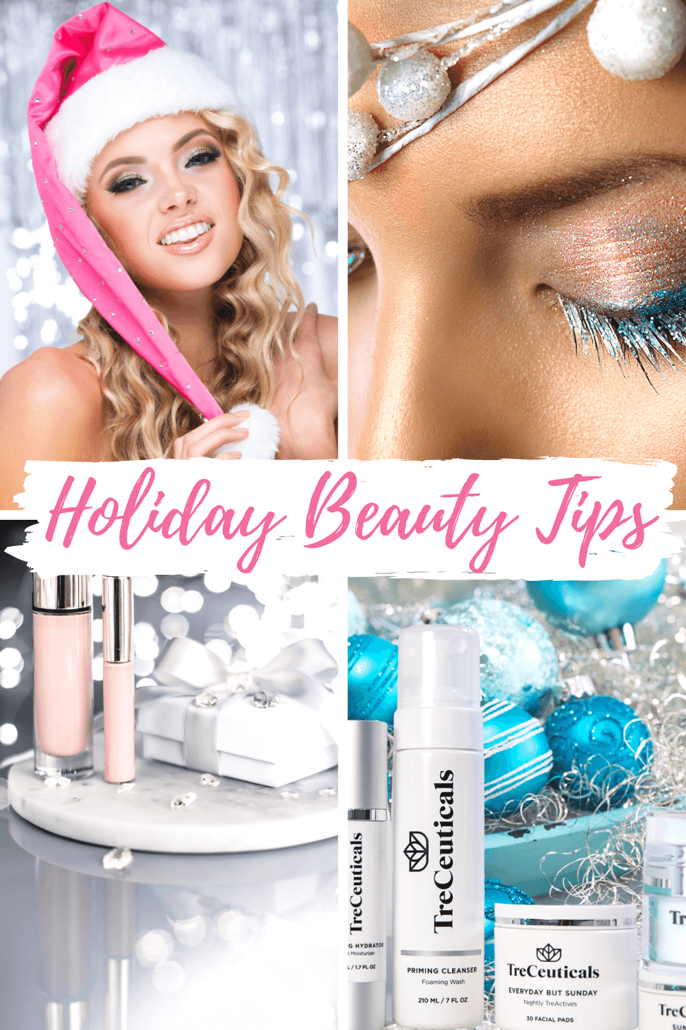 Beauty Tips To Help You Look And Feel Your Best This Holiday