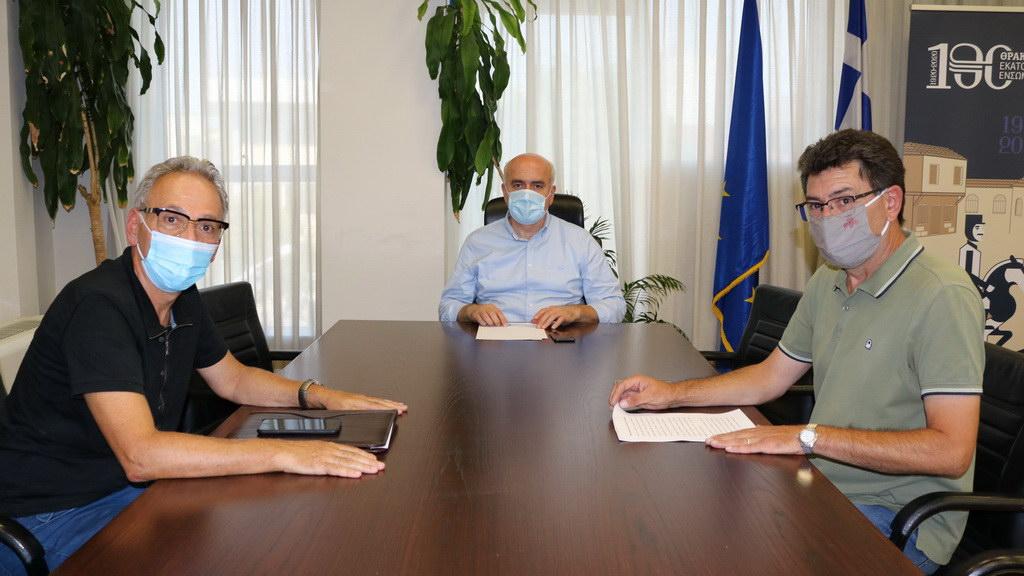 Η Περιφέρεια ΑΜ-Θ στηρίζει την ίδρυση της πρώτης Μονάδας Ψυχοκοινωνικής Αποκατάστασης στην Κομοτηνή