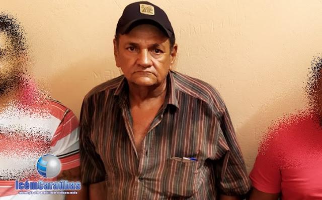 Manoel Simeão, Irmão do ex prefeito de Caraúbas é morto a tiro na BR-110 no Oeste do RN