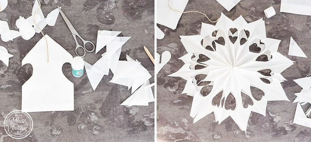 Papiersterne selber machen