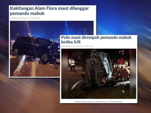 Pinda segera hukuman berat untuk pemandu mabuk: ABIM