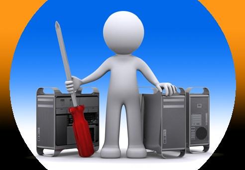 Tutorial Teknik Servis Kerusakan Hadware Komputer/Laptop Lengkap