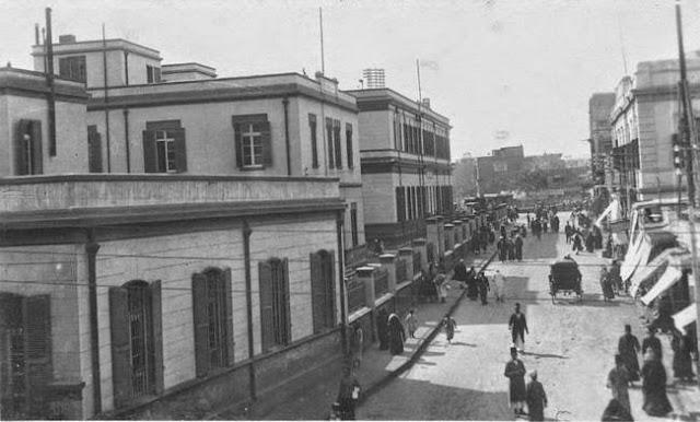 دمنهور شارع مديرية امن البحيرة القديمة Damanhour al buhaira Security Directorate Street