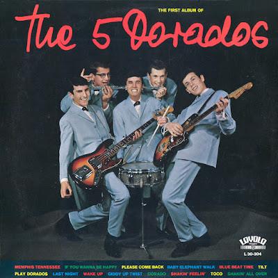 The 5 Dorados - First Album