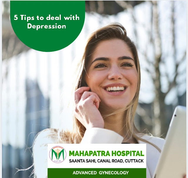 Avoid Depression with tips