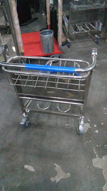 harga trolley bandara