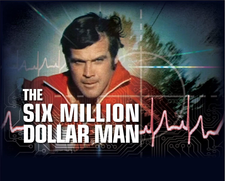 Falando em Série: O HOMEM DE SEIS MILHÕES DE DÓLARES (The Six Million Dollar Man) 1974