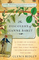 Review: Discovery of Jeanne Baret by Glynis Ridley